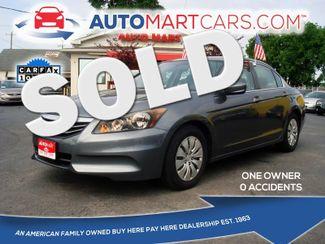 2012 Honda Accord LX | Nashville, Tennessee | Auto Mart Used Cars Inc. in Nashville Tennessee