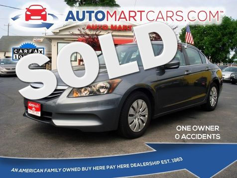 2012 Honda Accord LX | Nashville, Tennessee | Auto Mart Used Cars Inc. in Nashville, Tennessee