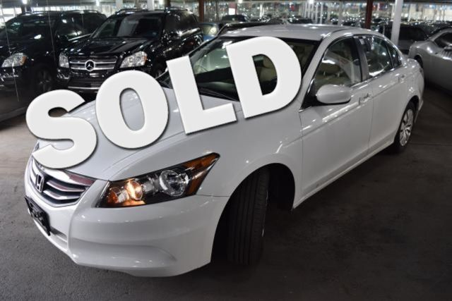 2012 Honda Accord LX Richmond Hill, New York 0