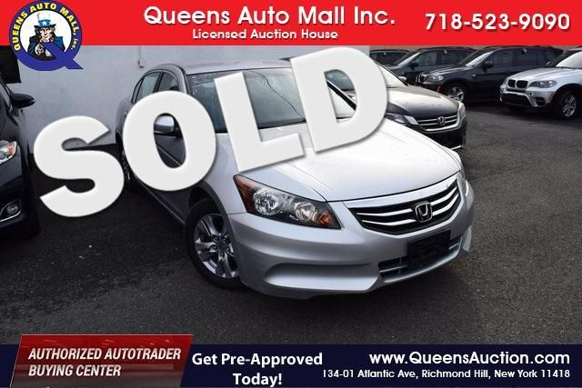 2012 Honda Accord SE Richmond Hill, New York 0