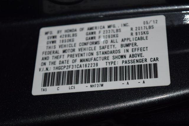 2012 Honda Accord LX Richmond Hill, New York 30
