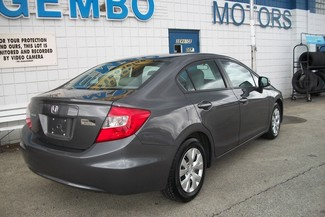 2012 Honda Civic LX Bentleyville, Pennsylvania 46