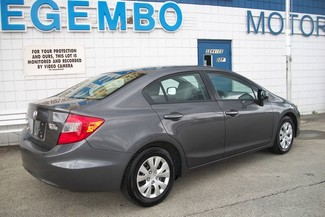 2012 Honda Civic LX Bentleyville, Pennsylvania 48