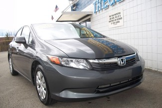 2012 Honda Civic LX Bentleyville, Pennsylvania 53