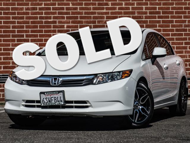 2012 Honda Civic LX Burbank, CA 0