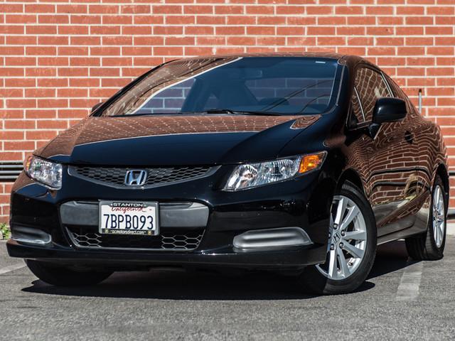 2012 Honda Civic EX-L Burbank, CA 0