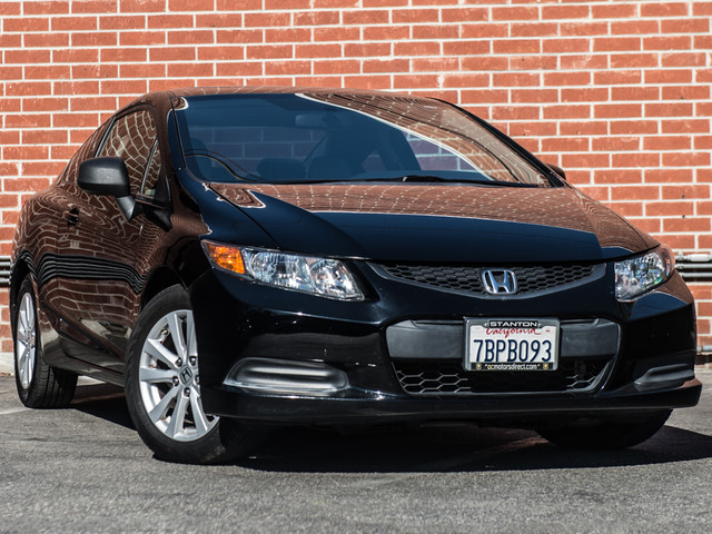 2012 Honda Civic EX-L Burbank, CA 27