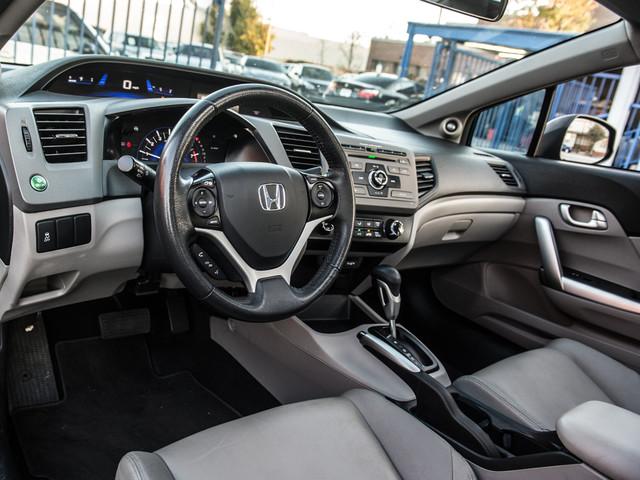 2012 Honda Civic EX-L Burbank, CA 13