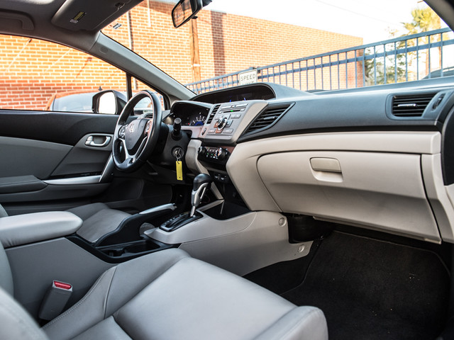 2012 Honda Civic EX-L Burbank, CA 15