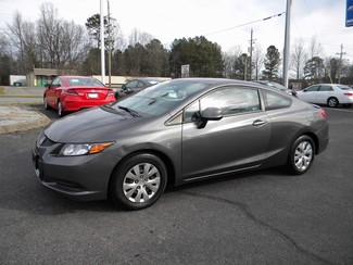 2012 Honda Civic LX Dalton, Georgia 30721