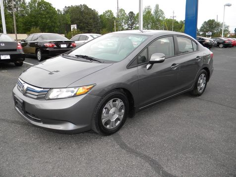 2012 Honda Civic  in dalton, Georgia