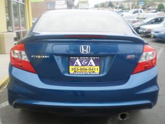 2012 Honda Civic Si Englewood, Colorado 5