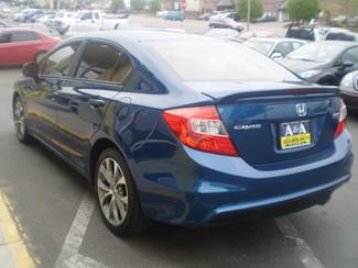 2012 Honda Civic Si Englewood, Colorado 6