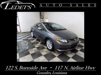 2012 Honda Civic in Gonzales Louisiana