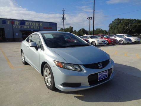 2012 Honda Civic LX in Houston