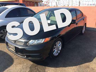 2012 Honda Civic EX AUTOWORLD (702) 452-8488 Las Vegas, Nevada