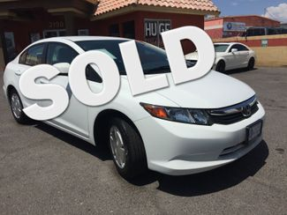 2012 Honda Civic HF AUTOWORLD (702) 452-8488 Las Vegas, Nevada