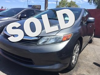 2012 Honda Civic LX AUTOWORLD (702) 452-8488 Las Vegas, Nevada
