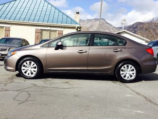 2012 Honda Civic LX LINDON, UT 1
