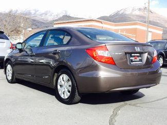 2012 Honda Civic LX LINDON, UT 3