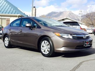 2012 Honda Civic LX LINDON, UT 5