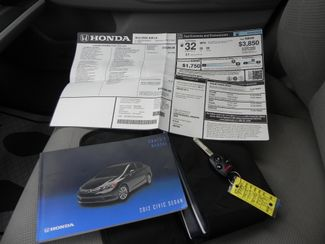 2012 Honda Civic LX Martinez, Georgia 15