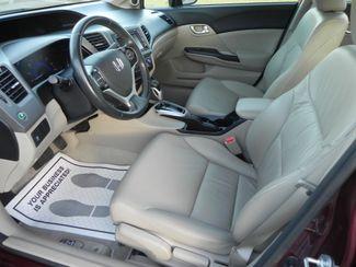 2012 Honda Civic EX-L Navigation Martinez, Georgia 8
