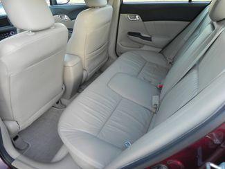 2012 Honda Civic EX-L Navigation Martinez, Georgia 9