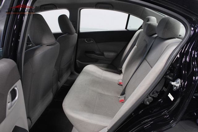 2012 Honda Civic LX Merrillville, Indiana 12