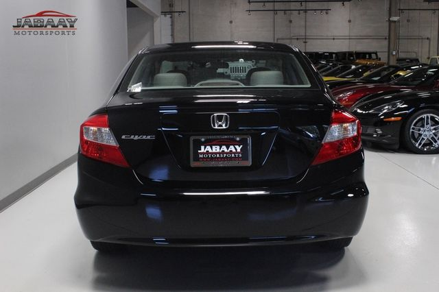 2012 Honda Civic LX Merrillville, Indiana 3