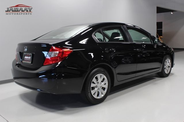 2012 Honda Civic LX Merrillville, Indiana 4