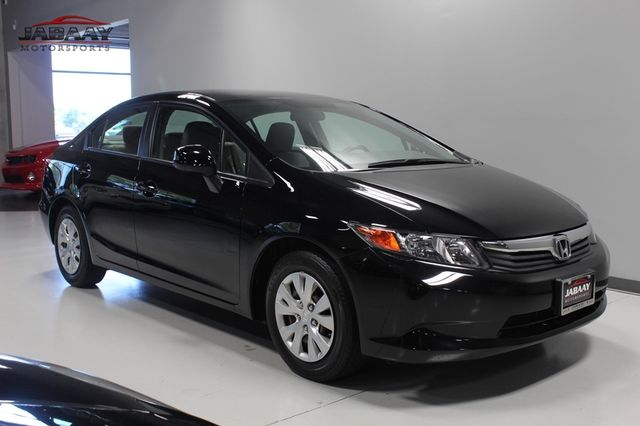 2012 Honda Civic LX Merrillville, Indiana 6