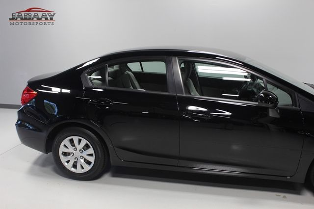 2012 Honda Civic LX Merrillville, Indiana 36