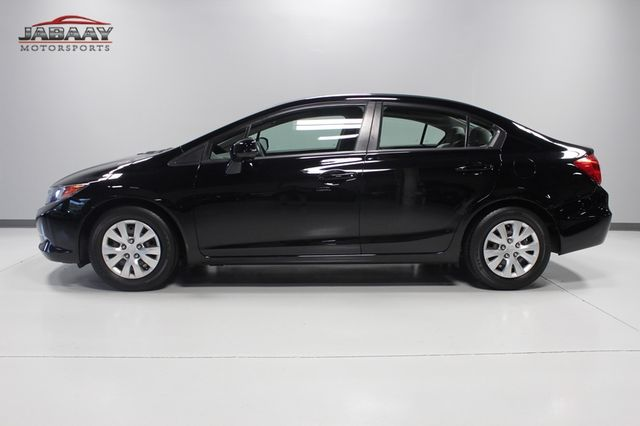 2012 Honda Civic LX Merrillville, Indiana 1