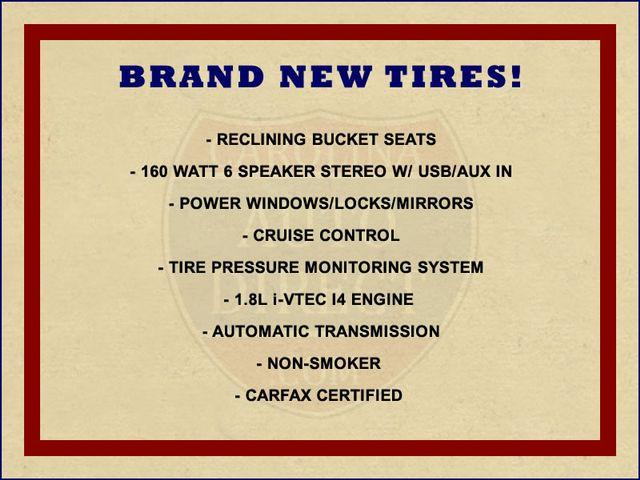 2012 Honda Civic LX - BRAND NEW TIRES! Mooresville , NC 1