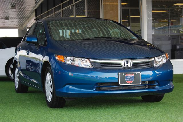 2012 Honda Civic LX - BRAND NEW TIRES! Mooresville , NC 24