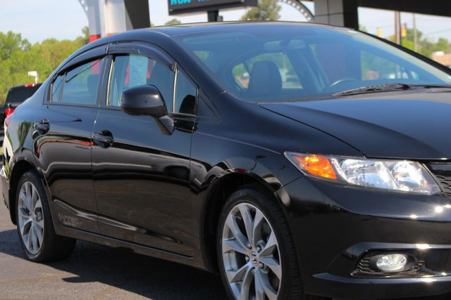 2012 Honda Civic Si FWD - SUNROOF - 6SP MANUAL! Mooresville , NC 25