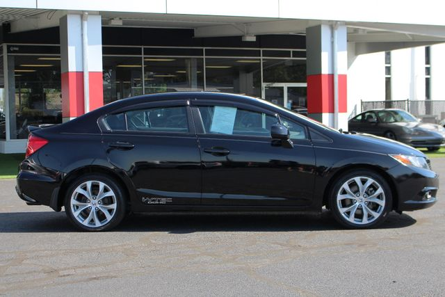 2012 Honda Civic Si FWD - SUNROOF - 6SP MANUAL! Mooresville , NC 15