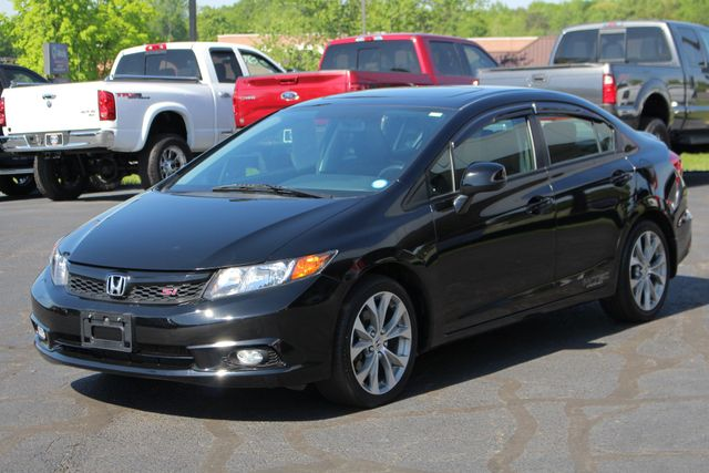 2012 Honda Civic Si FWD - SUNROOF - 6SP MANUAL! Mooresville , NC 24
