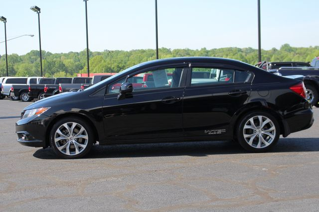 2012 Honda Civic Si FWD - SUNROOF - 6SP MANUAL! Mooresville , NC 16