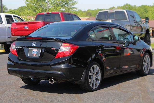 2012 Honda Civic Si FWD - SUNROOF - 6SP MANUAL! Mooresville , NC 26