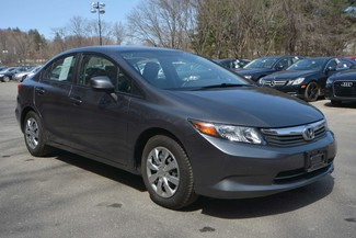 2012 Honda Civic LX Naugatuck, Connecticut 0