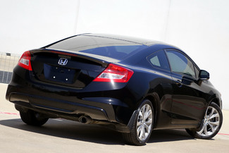2012 Honda Civic Si Coupe * 1-OWNER * 6-Speed * SUNROOF * TEXAS * Plano, Texas 4