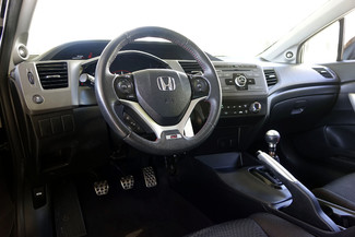 2012 Honda Civic Si Coupe * 1-OWNER * 6-Speed * SUNROOF * TEXAS * Plano, Texas 10