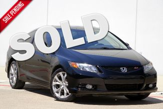 2012 Honda Civic Si Coupe * 1-OWNER * 6-Speed * SUNROOF * TEXAS * Plano, Texas