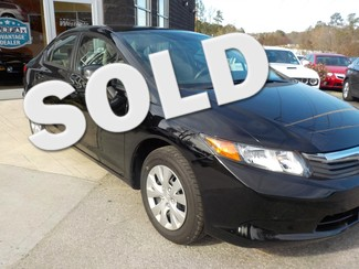 2012 Honda Civic LX Raleigh, NC