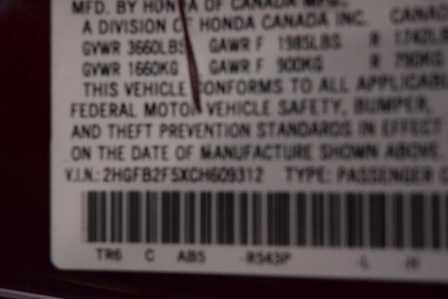 2012 Honda Civic LX Richmond Hill, New York 18