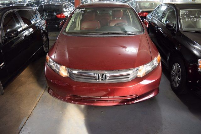 2012 Honda Civic LX Richmond Hill, New York 2