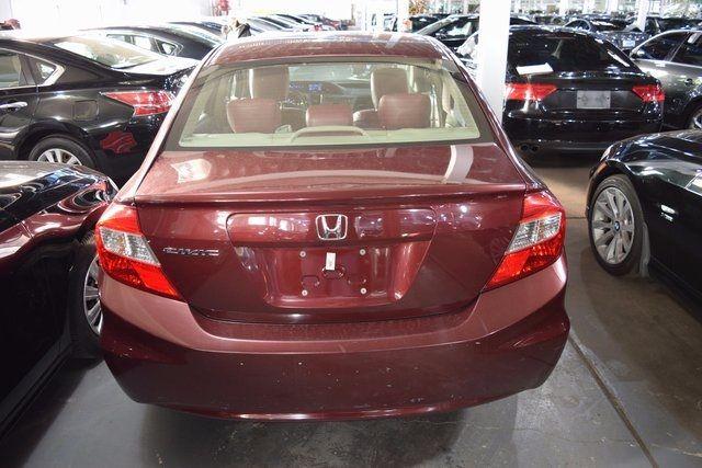 2012 Honda Civic LX Richmond Hill, New York 6