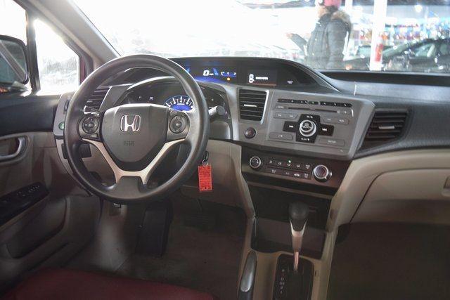 2012 Honda Civic LX Richmond Hill, New York 9